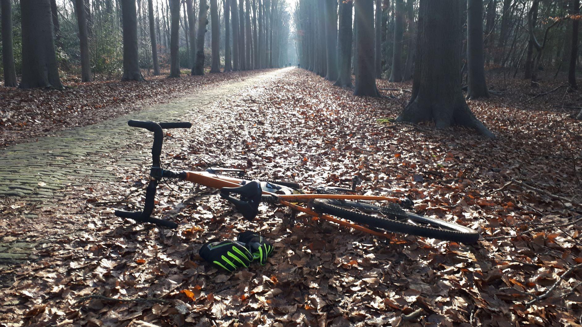 Mindful Cycling = Mind vullen
