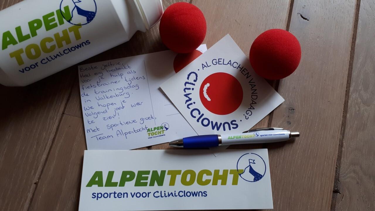 Fietsclinic, Clinic Clowns